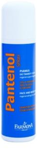 Farmona Panthenol espuma regeneradora para rostro y cuerpo