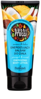 Farmona Tutti Frutti Pineapple & Coconut energiespendende Bodylotion
