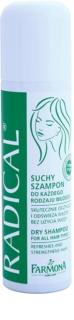 Farmona Radical All Hair Types Dry Shampoo For Hair Strengthening