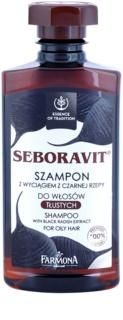 Farmona Seboravit sampon pentru par si scalp gras