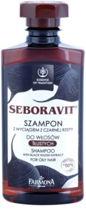 Farmona Seboravit sampon zsíros hajra és fejbőrre