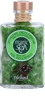 Farmona Magic Spa Pine Refreshment soľ do kúpeľa