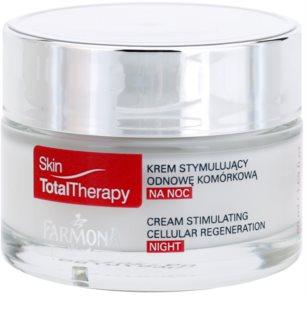 Farmona Skin Total Therapy нічний крем, який стимулює відновлення клітин