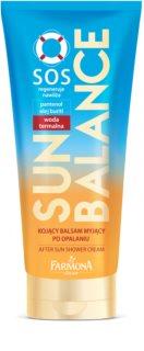Farmona Sun Balance zklidňující sprchový krém po opalování