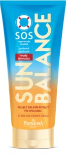 Farmona Sun Balance заспокоюючий крем для душа після засмаги