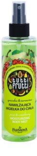 Farmona Tutti Frutti Pear & Cranberry mgiełka do ciała o dzłałaniu nawilżającym