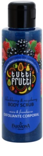 Farmona Tutti Frutti Blackberry & Raspberry telový peeling