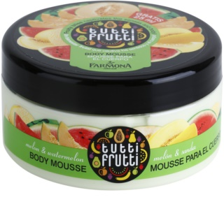 Farmona Tutti Frutti Melon & Watermelon Body Mousse