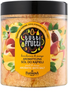 Farmona Tutti Frutti Peach & Mango Bath Salts