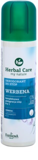 Farmona Herbal Care Verbena déodorant pieds 8 en 1