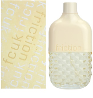 Fcuk Friction for Her eau de parfum per donna 100 ml