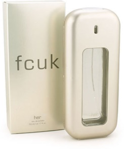 Fcuk Her eau de toilette para mujer 100 ml