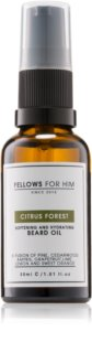Fellows for Him Citrus Forest óleo para barba