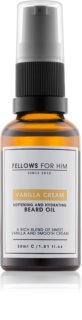 Fellows for Him Vanilla Cream олио за брада