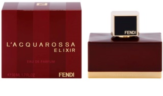 Fendi L'Acquarossa Elixir woda perfumowana dla kobiet 50 ml