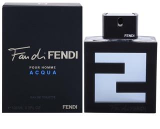 Fendi Fan di Fendi Pour Homme Acqua woda toaletowa dla mężczyzn 100 ml