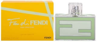 Fendi Fan di Fendi Eau Fraiche Eau de Toilette Damen 75 ml