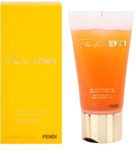 Fendi Fan di Fendi sprchový gél pre ženy 150 ml