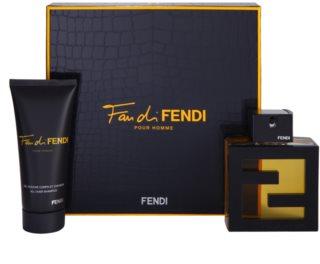 Fendi Fan di Fendi Pour Homme ajándékszett II.