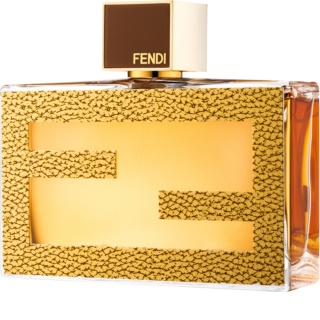Fendi Fan Di Fendi Leather Essence Eau de Parfum voor Vrouwen  75 ml
