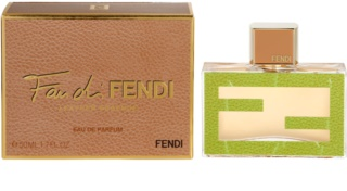 Fendi Fan Di Fendi Leather Essence parfumska voda za ženske 50 ml