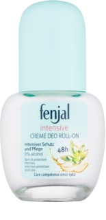 Fenjal Intensive desodorante roll-on en crema  48h