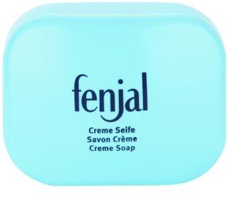 Fenjal Body Care jabón con textura de crema