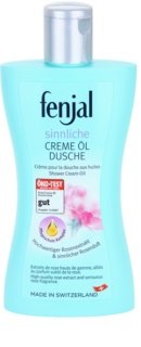 Fenjal Rose Cream Shower Gel With Added Oil