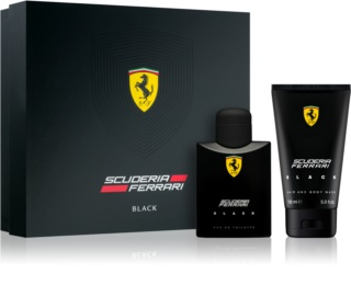 Ferrari Scuderia Ferrari Black Gift Set IV. for Men