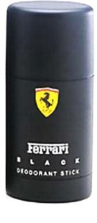 Ferrari Ferrari Black desodorizante em stick para homens 75 ml