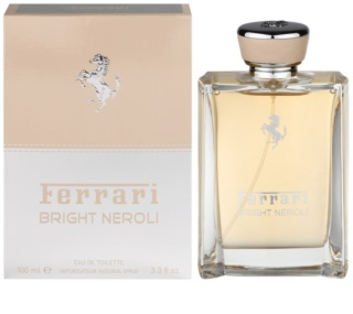 Ferrari Bright Neroli eau de toilette mixte 100 ml