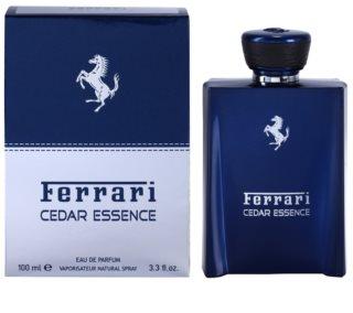 Ferrari Cedar Essence парфумована вода для чоловіків 100 мл