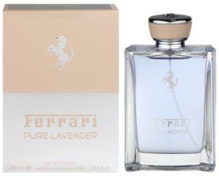 Ferrari Pure Lavender eau de toillete unisex
