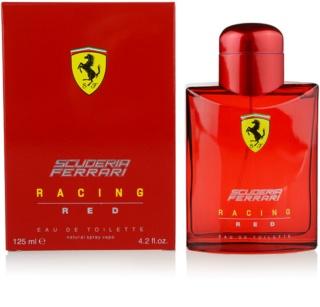 Ferrari Scuderia Farrari Racing Red Eau de Toilette para homens 125 ml