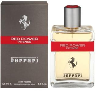 Ferrari Ferrari Red Power Intense eau de toilette pour homme 125 ml