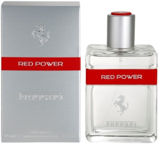 Ferrari Ferrari Red Power Eau de Toilette for Men 125 ml