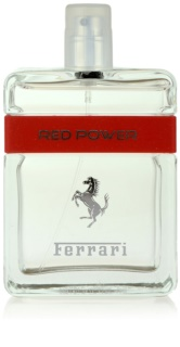 Ferrari Ferrari Red Power toaletná voda tester pre mužov 125 ml