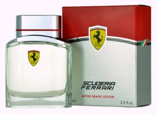 Ferrari Scuderia Ferrari after shave para homens 75 ml