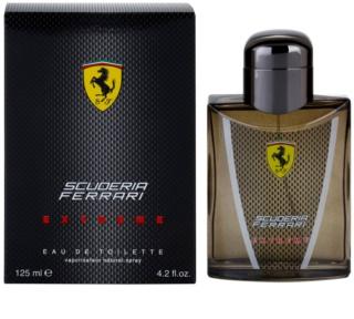 Ferrari Scuderia Ferrari Extreme eau de toilette esantion pentru bărbați