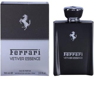 Ferrari Vetiver Essence eau de parfum pour homme 100 ml