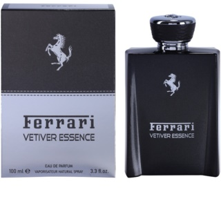 Ferrari Vetiver Essence Eau de Parfum for Men 100 ml
