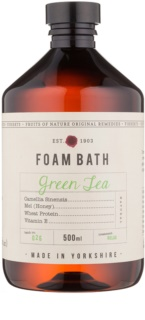 Fikkerts Fruits of Nature Green Tea Bath Foam