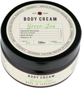 Fikkerts Fruits of Nature Green Tea Moisturizing Body Cream
