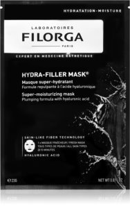 Filorga Hydra Filler hidratantna maska za lice s hijaluronskom kiselinom