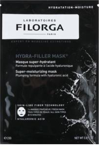 Filorga Medi-Cosmetique Hydra-Filler hydratačná pleťová maska s kyselinou hyalurónovou