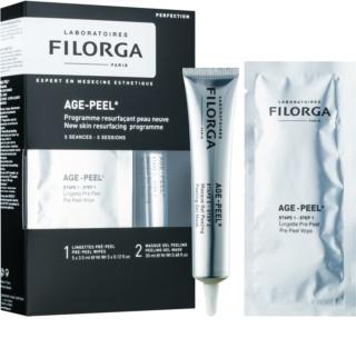 Filorga Medi-Cosmetique Age-Peel gommage rénovateur de peau 2 étapes