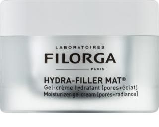 Filorga Medi-Cosmetique Hydra-Filler матуюючий та зволожуючий гелевий крем для нормальної та змішаної шкіри