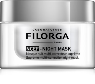 Filorga NCEF Night Mask Intense Repair Mask For Skin Renewal