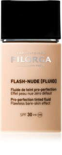 Filorga Flash Nude [Fluid]  fluido com cor para unificação da pele SPF 30