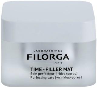 Filorga Medi-Cosmetique Time-Filler mattosító krém a bőr kisimításáért és a pórusok minimalizásáért